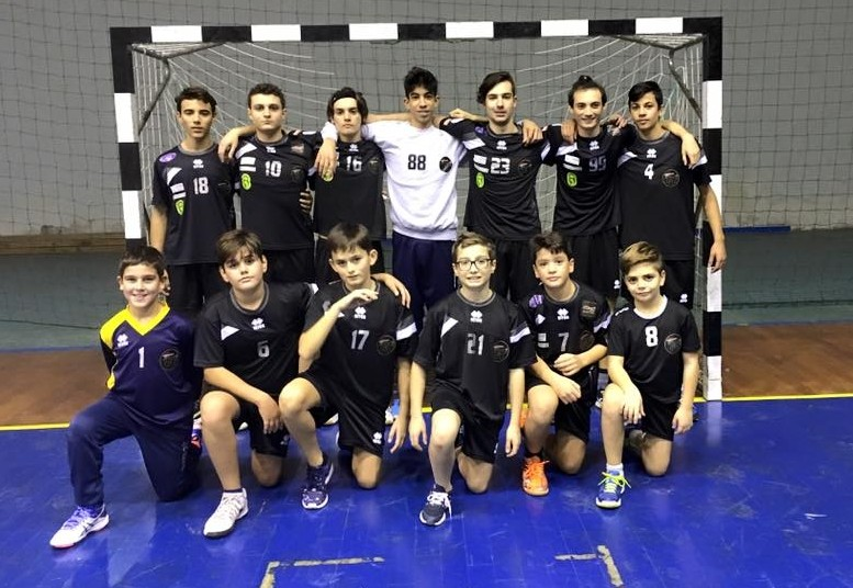 Under 16 Maschile Handball Messina