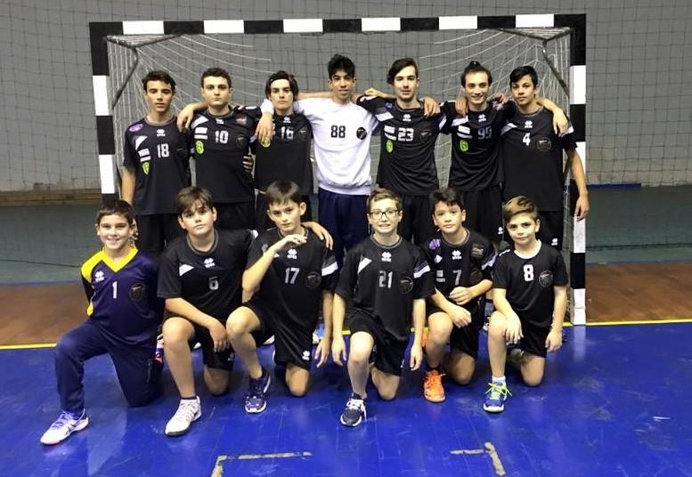 Under 16 Maschile Handball Messina