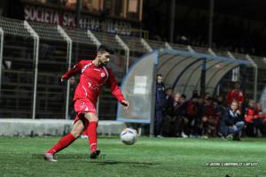 Francesco Postorino ha collezionato 54 presenze in tre anni di Serie D