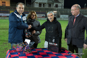 Antonio Venuto riceve un orologio in regalo dai genitori di Marco