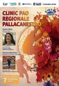 Locandina Clinic PAO Ragusa