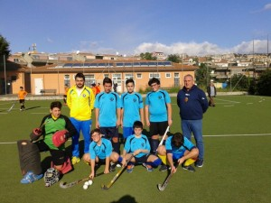 Cus Unime hockey Under 16