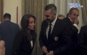 Roberta Vinci e Stefano Sorrentino