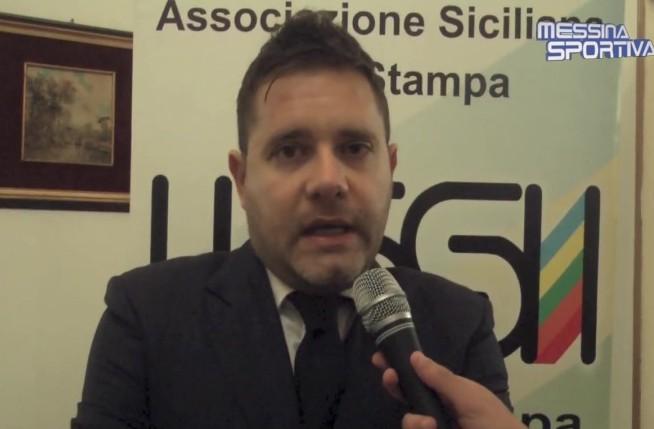 Christian Argurio premiato dall'Ussi