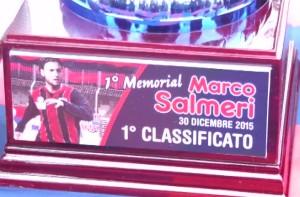 Il Memorial è stato organizzato per ricordare Marchitto