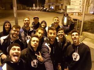 Selfie Nova Virtus Ragusa
