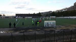 Il gol di Venuti per il definitivo 2-2