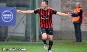 Barisic ai tempi del Milan