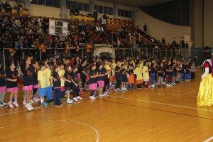 Festa del Minibasket E. Vinci