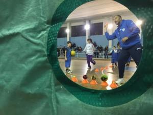 Unione tra Fp Sport e il Centro Minibasket Ganzirri