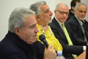 Aldo Violato, delegato provinciale del Coni
