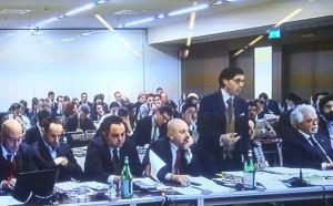 Il Procuratore Federale aggiunto Gioacchino Tornatore