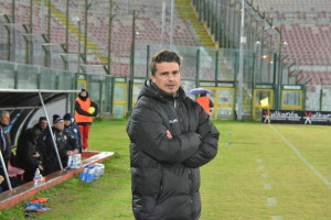Arturo Di Napoli, allenatore del Messina