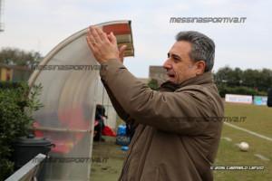 L'applauso del presidente Antonino Grasso