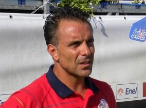 Fabrizio Belluso, tecnico dello Shedir Villafranca