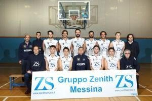 Basket School - Gruppo Zenith Messina