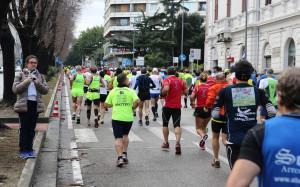 Edizione record per la Messina Marathon (foto Fazio-Denaro)