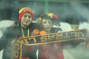 Messina, giovani tifosi