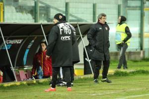 Gaetano Auteri, tecnico del Benevento