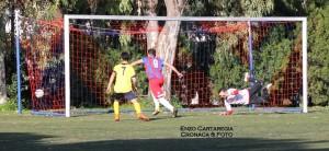 Il gol segnato da Leo