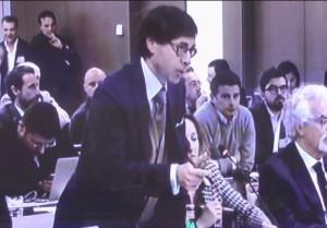 Il sostituto procuratore Gioacchino Tornatore