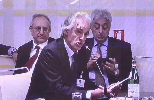 L'avvocato bolognese Mattia Grassani
