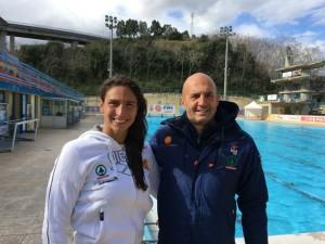 Marina Zablith e Maurizio Mirarchi