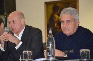 Nicola Germanà e Aldo Violato