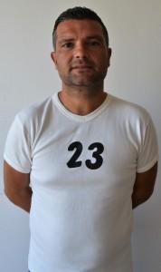 Salvatore Cambria, tecnico del Città di Sant'Agata