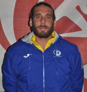 Il capitano del Cus Unime Giuseppe Arcovito