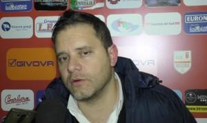 Il direttore sportivo Christian Argurio chiude una sessione lampo di mercato con quattro innesti ed una cessione