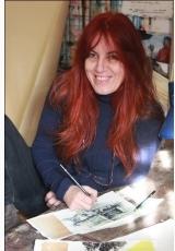 L'artista Concetta De Pasquale