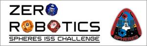 "Il logo ""Zero Robotics"""