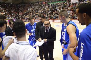 Gennaro DI Carlo parla alla squadra
