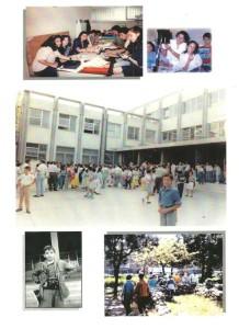 Alcune foto all'interno del libro
