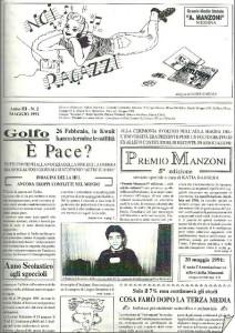 """Il giornale """"Noi Ragazzi"""""""