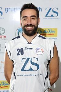 Giuseppe Calderazzo (Gruppo Zenith Messina)