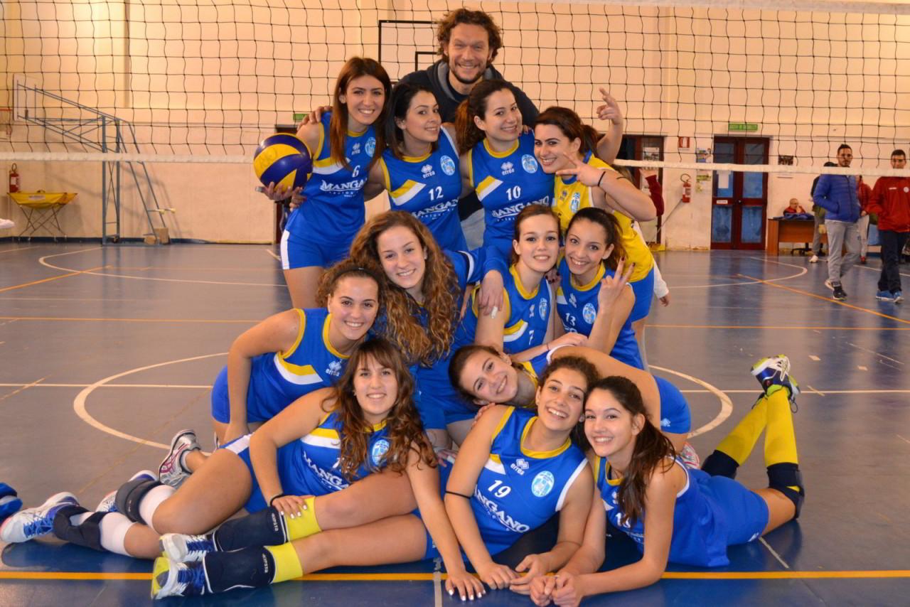 2a Divisione Femminile Orlandina Volley