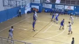 Gruppo Zenith Messina in attacco nel match con il Marsala