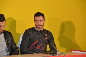 L'attaccante Maks Barisic