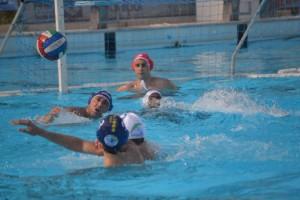 Fase di gioco Ossidiana Marbi-Nuoto 2000 Napoli