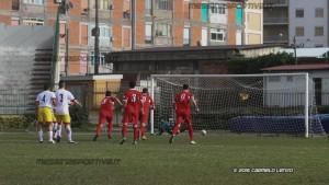 Cannavò (Igea) sigla il vantaggio su calcio di rigore
