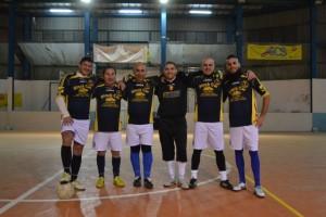 La squadra Innovatura di Nino Comandè