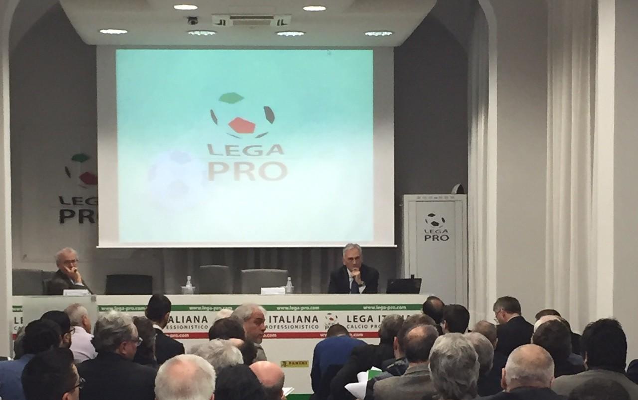 Lega Pro riunione con i club