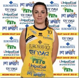 Martina Millo Messina Volley