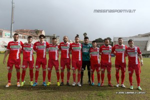 Una formazione del Rocca di Caprileone schierata da mister Bellinvia nel corso del torneo appena concluso