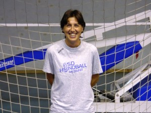 Rossana Mangano (A.S.D. Handball Messina)