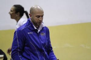 Russo, coach della Cresci in Rete