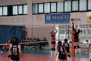La Saracena Lavalux in azione
