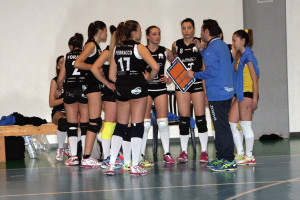 Time out Saracena Volley